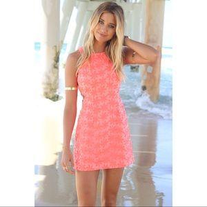 Sabo Skirt Neon Dress